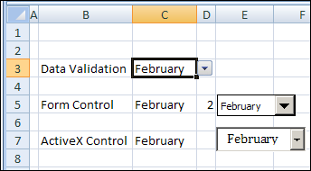 Data Validation Arrows Are Missing – Contextures Blog