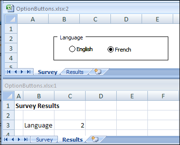Select Answers With Excel Option Buttons – Contextures Blog