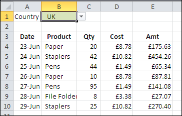 Conditional Formatting Currency Symbols
