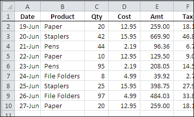 Find and delete Excel rows