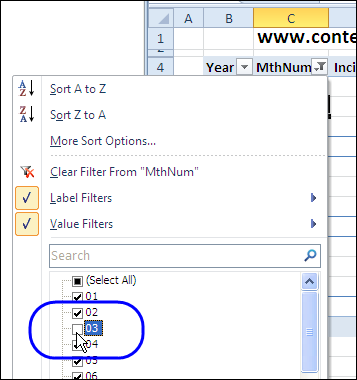 how to add a field to a pivot table