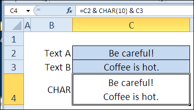 30 Excel Functions in 30 Days: 08 – CHAR