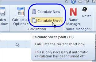 excel formulas not calculating contextures blog