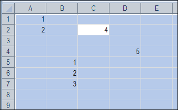 Select Actual Used Range in Excel Sheet – Contextures Blog