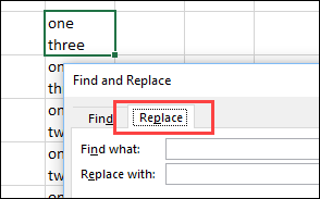Find and Replace Line Breaks in Excel - Contextures Blog