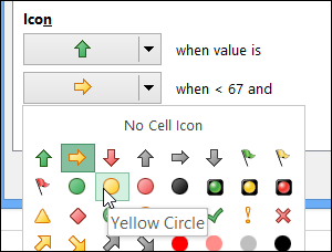 Create Your Own Excel Icon Set – Contextures Blog