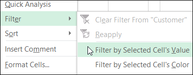 How to Set Up an Excel Advanced Filter – Contextures Blog