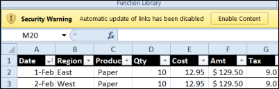 Find External Links in an Excel File – Contextures Blog