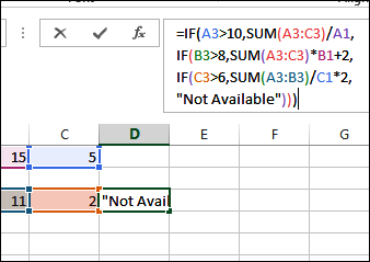 Excel is talking to me
