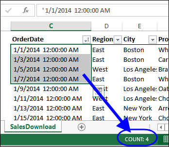 Excel Dates Won't Change Format – Contextures Blog