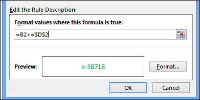 how to repeat formula after select number of cells