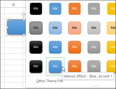 Create Rounded Shapes in Excel 2013 – Contextures Blog