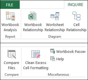 Spreadsheet Inquire