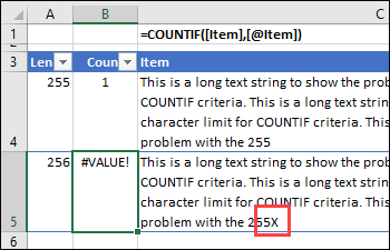 Problems Counting Excel Data COUNTIF COUNTA – Contextures Blog