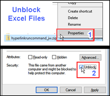 Excel Vba Download File From Hyperlink