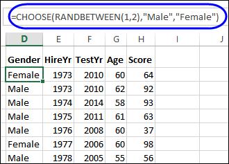 Create random text in Excel http://blog.contextures.com/