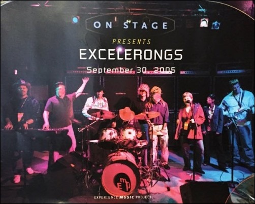 Excelerongs at Microsoft Sept 30 2005