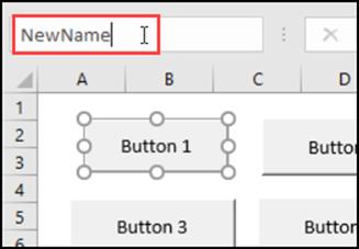 Excel Form Control Button Quirks – Contextures Blog
