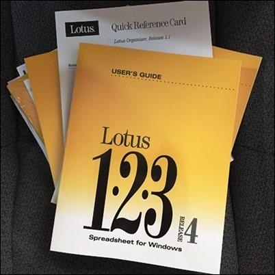 lotus1234manualsa