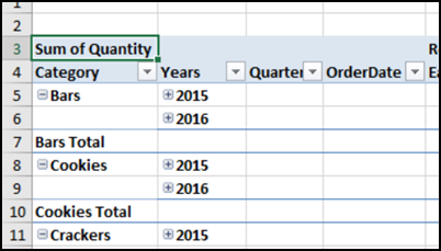 How to Prevent Grouped Dates in Excel – Contextures Blog