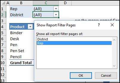 Multiple Copies of Pivot Table Sheet – Contextures Blog
