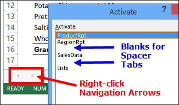 Excel Worksheet Navigation Tips 03