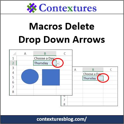 Missing Data Validation Arrows