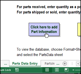 Show Excel UserForm Automatically When Workbook Opens