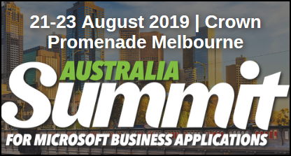 Australia Summit for Microsoft Business Applications