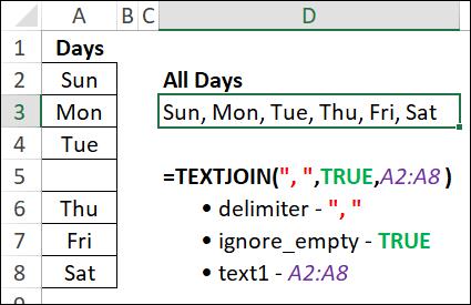 simple textjoin formula