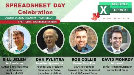 Spreadsheet Expert Panel